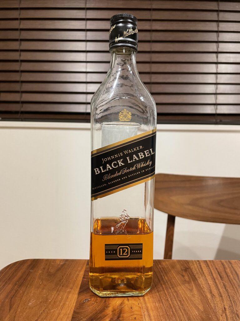 ジョニーウォーカー ブラックラベル