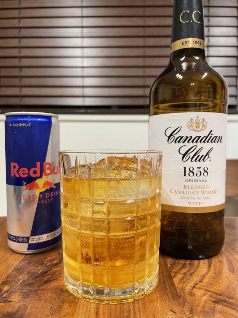 レッドブルウイスキー